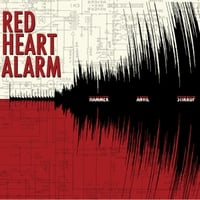 Red Heart Alarm | Hammer Anvil Stirrup