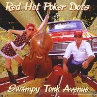 Red Hot Poker Dots | Swampy Tonk Avenue