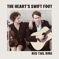 Red Tail Ring | The Heart's Swift Foot