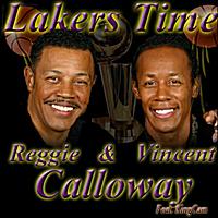 Resultado de imagen de reggie and vincent calloway lakers time