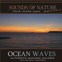 Relaxing Sounds of Nature | Ocean Waves | CD Baby Music Store