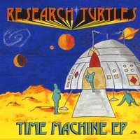 Research Turtles | Time Machine EP