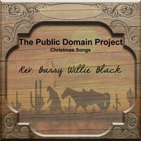 barry willie black the public domain project christmas songs - Black Christmas Songs
