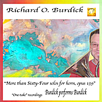 Richard O. Burdick | More than 64 I Ching Solos for horn, opus 139