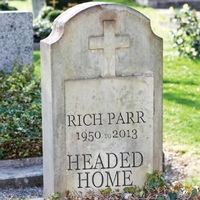 Rich Parr | Headed Home