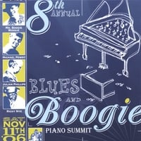 Ricky Nye | Highlights from the Eighth Annual Blues & Boogie Piano Summit