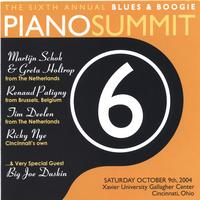 Ricky Nye | Highlights From The Sixth Annual Blues & Boogie Piano Summit