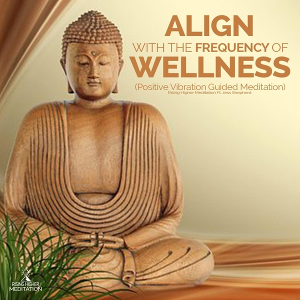 Rising Higher Meditation | Align with the Frequency of Wellness