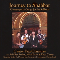 Rita Glassman releases 'Journey to Shabbat'