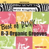 Ron Levy's Wild Kingdom | Best Of Rlwk - B-3 Organic Grooves