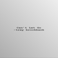 Trey Brockbank | Can't Let Go