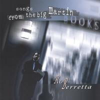 Album cover for Songs From The Big Martin