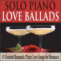 Robbins Island Music Group   Solo Piano Love Ballads: 15 Greatest