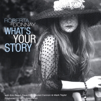 "Featured recording ""What's Your Story"""