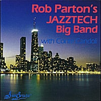 Rob Parton's Jazztech Big Band | Rob Parton's Jazztech Big Band