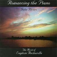 Eugenie Rocherolle played by Julie Rivers | Romancing the Piano