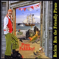 Rockin' Ron the Friendly Pirate | Pirate Parrrty!