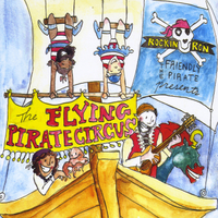 Rockin' Ron the Friendly Pirate | The Flying Pirate Circus