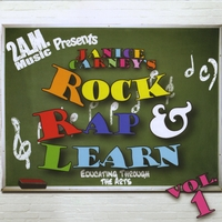 Rock Rap N Learn | Janice Carney's Rock Rap & Learn, Vol. 1