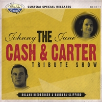 Roland Riedberger & Barbara Clifford | The Johnny Cash & June Carter Tribute Show