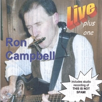 Ron Campbell | Live Plus One