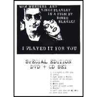 Ronee Blakley | I Played It for You