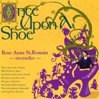 Rose Anne St. Romain | Once Upon a Shoe