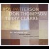 ROY PATTERSON TRIO: Atlantic Blues