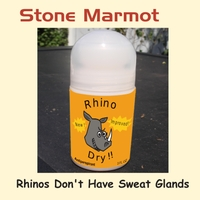 Stone Marmot | Rhinos Don't Have Sweat Glands