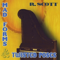 R. Scott : Mad Forms & Twisted Poses