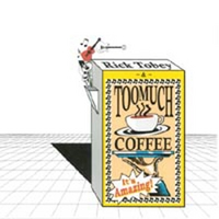 Rick Tobey | It's Amazing- With Too Much Coffee