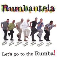 Album cover for Let's Go to the Rumba
