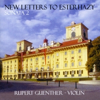 Rupert Guenther | New Letters to Esterhazy - Sonata 2