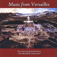 Ruta Bloomfield | Music From Versailles