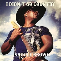 Saddle Brown | I Didn't Go Country