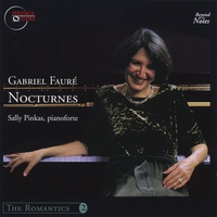 Sally Pinkas | Gabriel Fauré: Nocturnes, Beyond the Notes