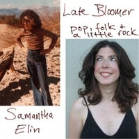 Samantha Elin | Late Bloomer  (Pop, Folk & a Little Rock)