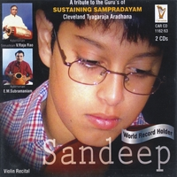 Sandeep N. Bharadwaj, World Record Holder | Sustaining Sampradayam