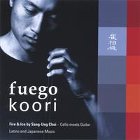 Robert Sang-Ung Choi, Cello and Marco Diaz Tamayo, Guitar | fuegokoori : Fire and Ice