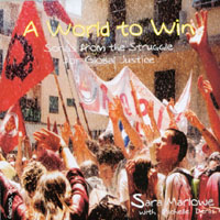 Sara Marlowe | A World to Win: Songs from the Struggle for Global Justice