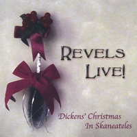 Scarlett Rat Entertainment | Revels Live! Dickens' Christmas In Skaneateles