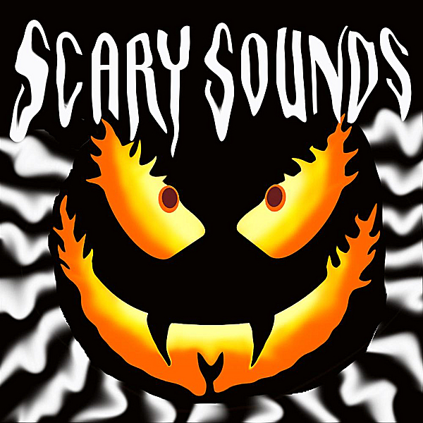 Wonderful Scary Sounds! | Scary Sounds And Halloween Ringtones | CD ...