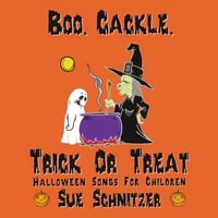 Sue Schnitzer | Boo, Cackle, Trick or Treat