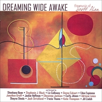 SCOTT ALAN: Dreaming Wide Awake: The Music of Scott Alan