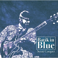 Scott Cooper | Batik in Blue