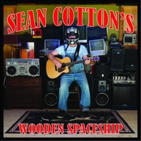 Sean Cotton | Sean Cotton's Wooden Spaceship