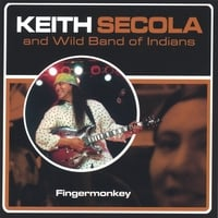 Keith Secola: Fingermonkey