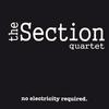 THE SECTION QUARTET: No Electricity Required