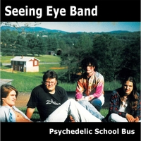 Seeing Eye Band | Psychedelic School Bus