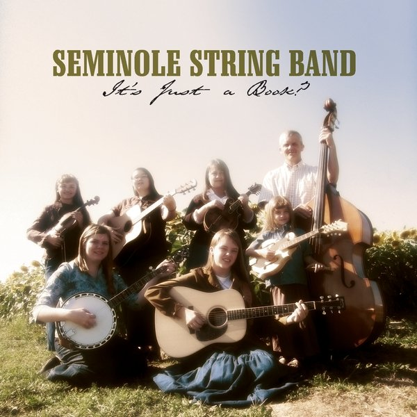 Seminole String Band | It's Just A Book? | CD Baby Music Store